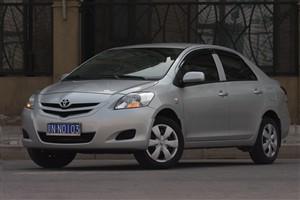 丰田 威驰 2008款 1.3L 手动 GL-i标准版