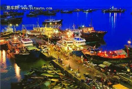 深圳至阳江海陵岛海洋