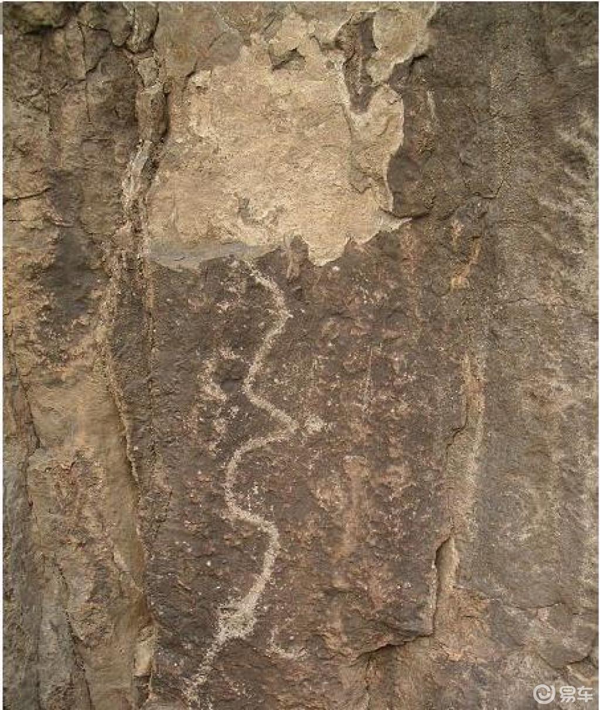 杭州 桌子山岩画