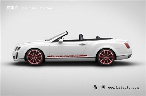 2011广州车展 宾利将推出限量版车型