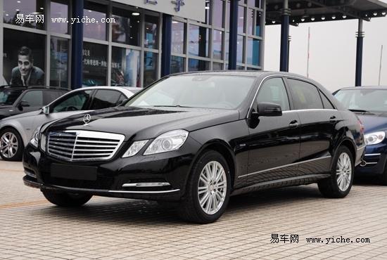2012款北京奔驰E级到店 订金5万元