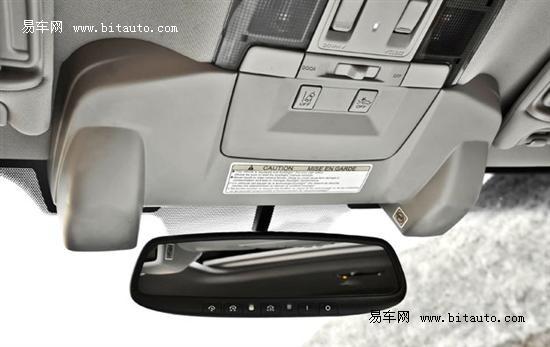 斯巴鲁将为2013款车型提供视觉辅助系统