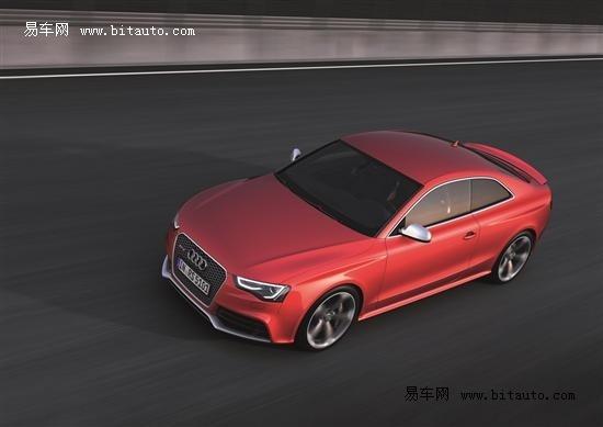 RS系列首次国内亮相 四款新车亚洲首发