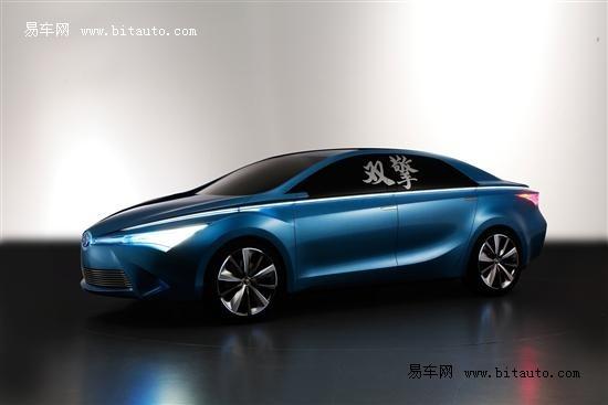 丰田汽车携多款全球及中国首发车型亮相