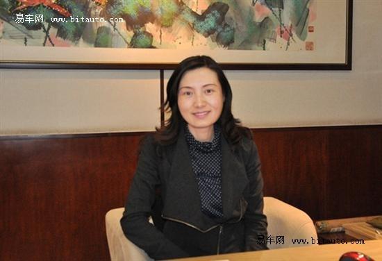 易车网专访云南中升雷克萨斯总经理赵文珏