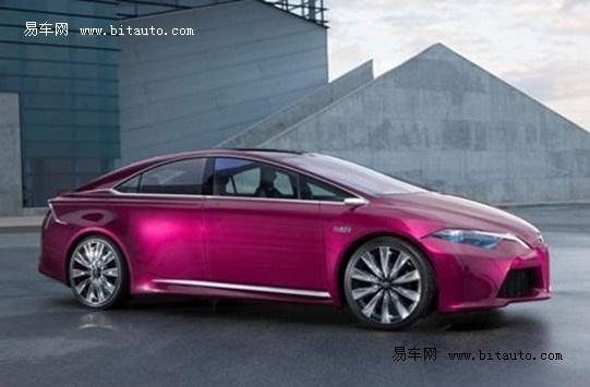 混动车型占三成 丰田展台成消费者焦点