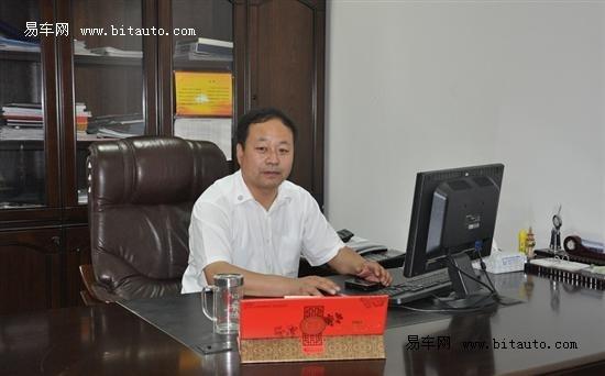 专访上海大众临汾悦源销售总监 朱成