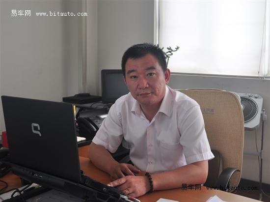 2012北京车市上半年总结专访 申银