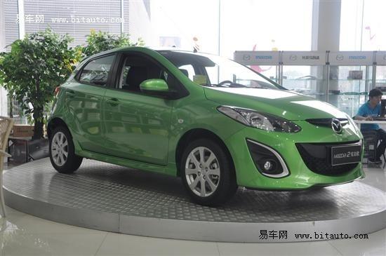 变脸增配价格下调 全新Mazda2高性价比