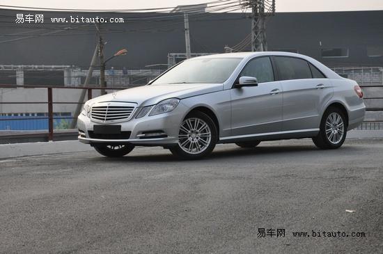 2013款奔驰E级常熟到店 接受预订