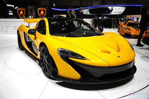 迈凯轮今年将在华开设首批4家经销店