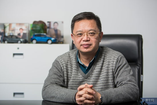 专访长马执行副总况锦文:重回舞台中央