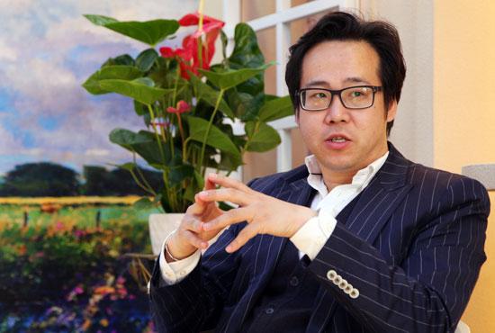 路迪:江淮汽车今后将形成家族化设计风格