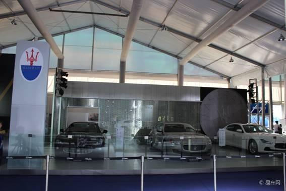 玛莎拉蒂强势出击2014呼和浩特国际车展