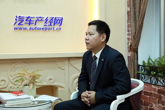 上汽大通梁波:川渝地区销量今年将翻番