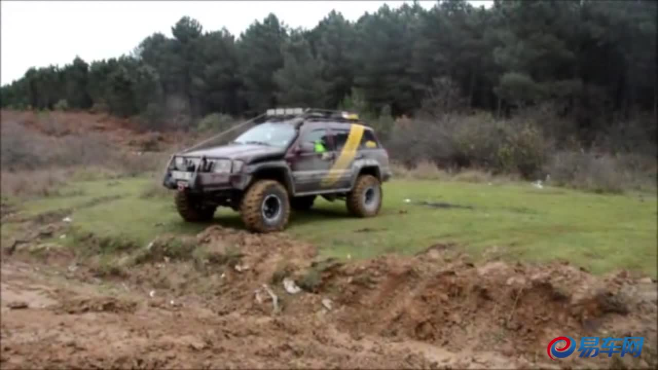 【Jeep大切诺基汽车视频|Jeep大切诺基新车视频-最新Jeep大切诺基视高清图片