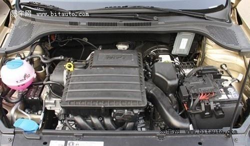 (新桑塔纳采用EA211-1.6升发动机 )-新车过年 新桑塔纳 凯越 新福美图片