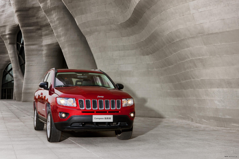 jeep指南者 全能表现 销量领先 jeep指南者华丽 逆袭 高清图片
