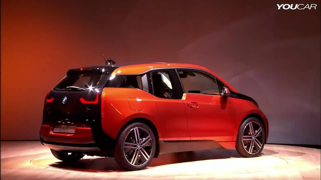 全球首发 2014款宝马i3纯电动车面世