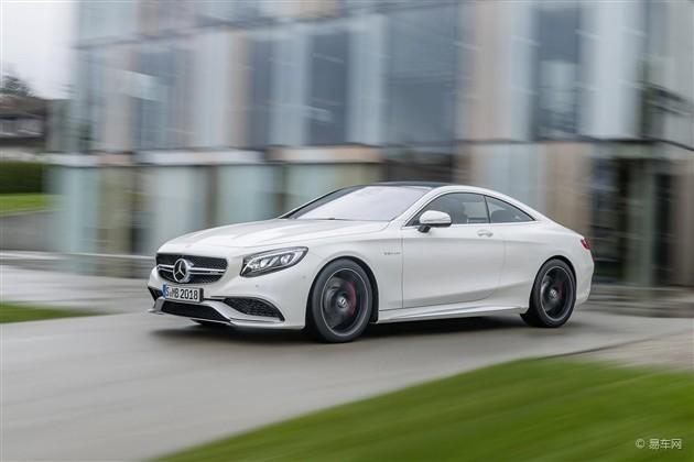 奔驰全新S65 AMG Coupe或于7月德国发布