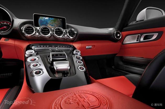 奔驰SLC最新效果图曝光 或2015年上市