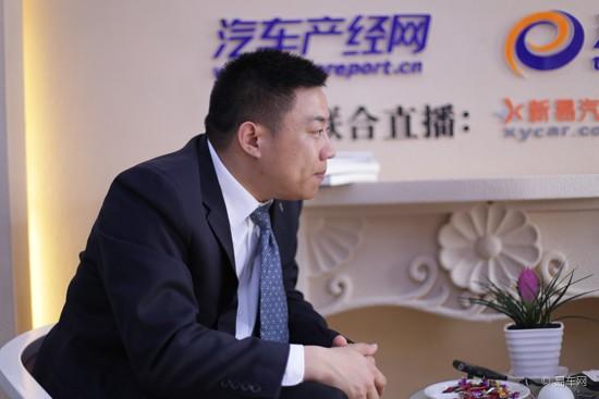 薛海涛:五菱汽车向家用车方向逐步推进