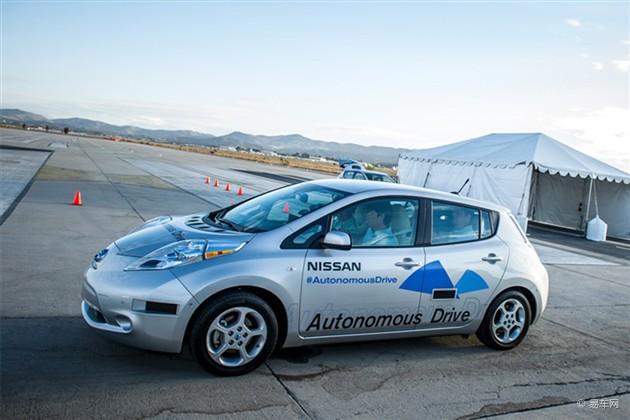 日产计划2016年起为车辆配备自动驾驶技术