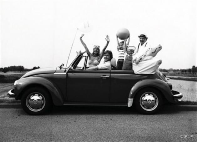 一款车能够代表大众的历史高清图片