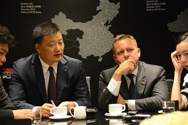 专访长安PSA副总裁销售总经理蔡建军先生