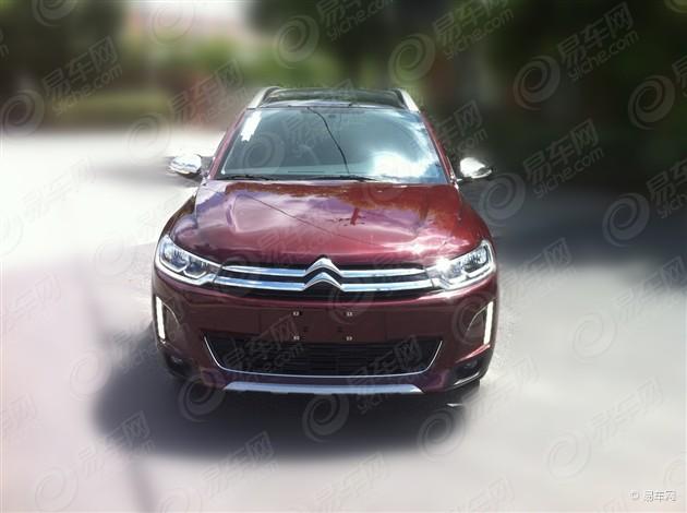 东风雪铁龙首款SUV车型C3-XR将于年底上市