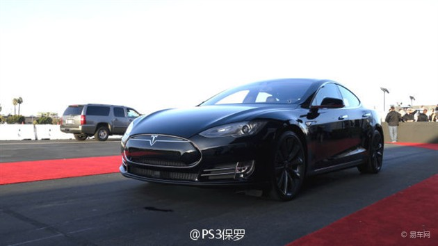 特斯拉新款Model S北美发布 增四驱系统