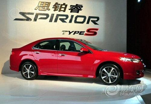 东风本田思铂睿/XR-V将于11月18日上市