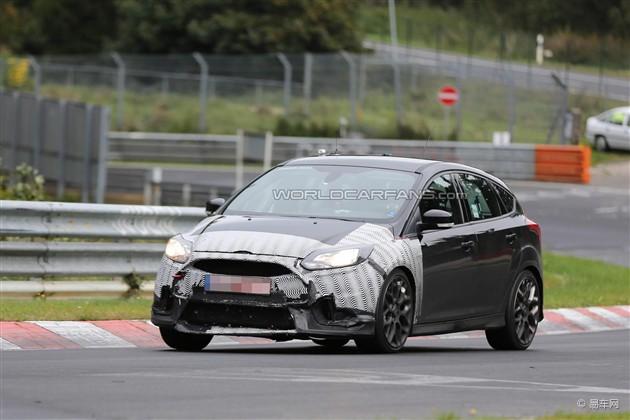福特未来将推12余款性能车 福克斯RS领衔