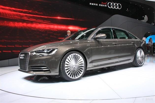 上海大众将推出中大型车 采用混动技术