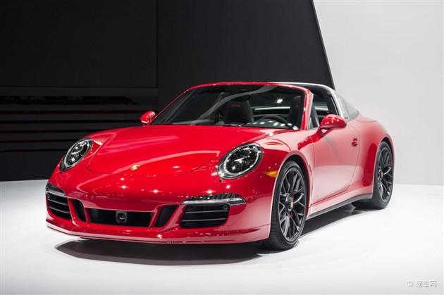 保时捷公布911 Targa4 GTS 三月海外上市
