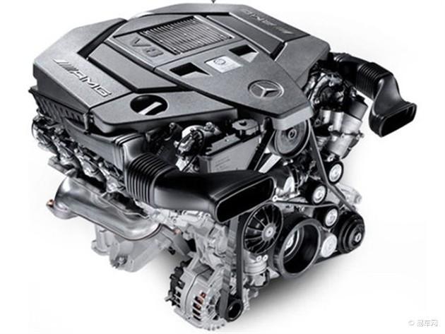 奔驰AMG 5.5L V8发动机将走入历史