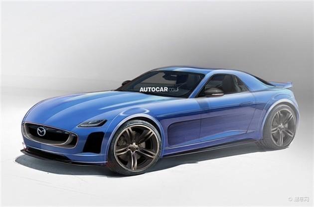 新一代RX-7或于2020年推出 与MX-5同平台