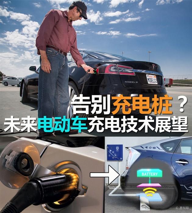 未来电动车充电技术展望 告别充电桩?