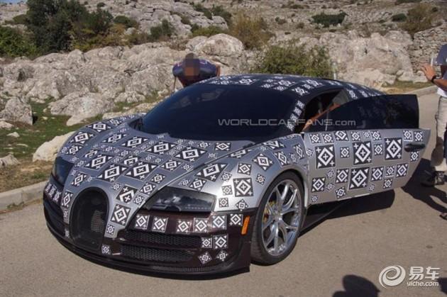 布加迪Veyron继任者2016年发布 2秒破百