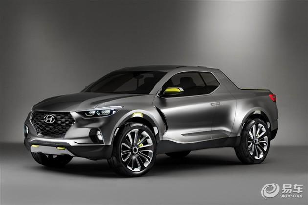 现代生产小型SUV/皮卡车型 投放美国市场