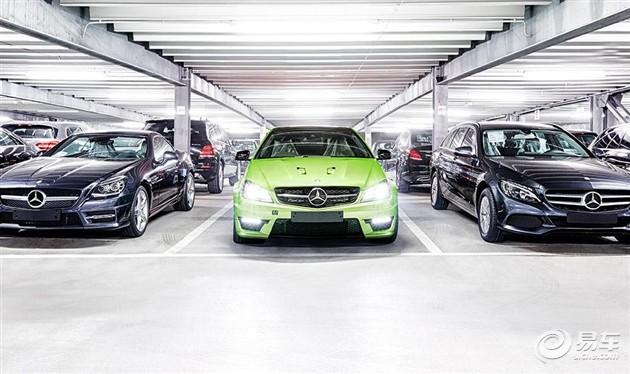 仅限10台 奔驰C63 AMG Coupe官图发布