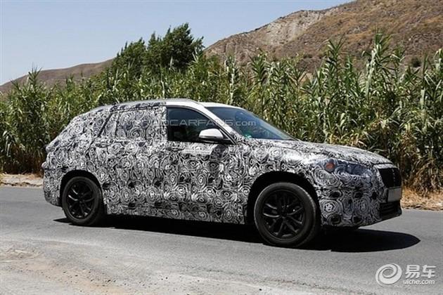 宝马全新X1七座版将国产 或2016年上市