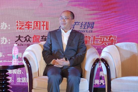 东风日产陈昊:中小城市车市呈现两极分化