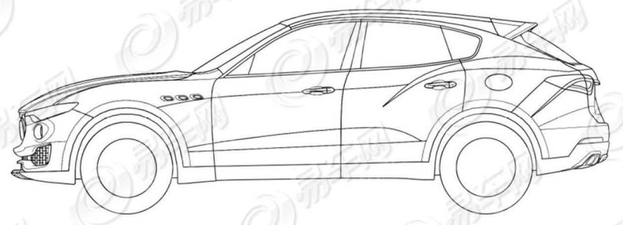 从申报图中看,新车的整体外观设计灵感来源于此前发布的Kubang概念车,并采用玛莎拉蒂标志性的前脸设计。该车车身线条流畅动感,尾部造型富有层次感,并采用双边四出的排气管样式,总体看上去这款SUV车型依旧具有浓重的跑车范儿。    动力方面,玛莎拉蒂Levante或提供3.0T和3.