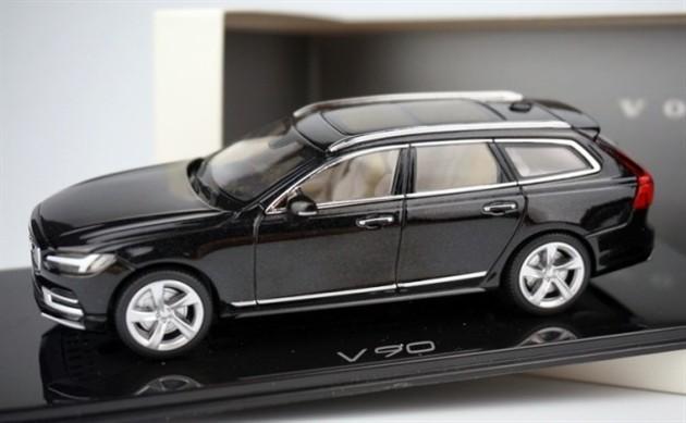 沃尔沃V90模型图曝光实车有望2016年发布