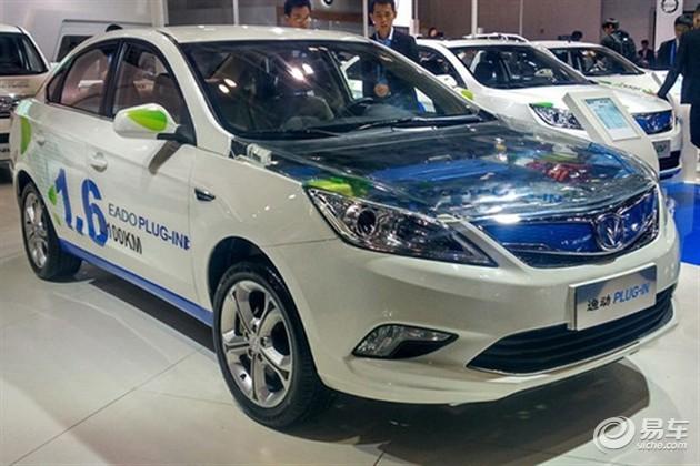 长安汽车新能源计划公布 将推多款车型