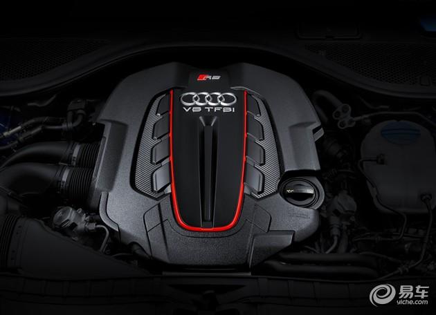 奥迪RS6/RS7性能版发布 动力提升33kW