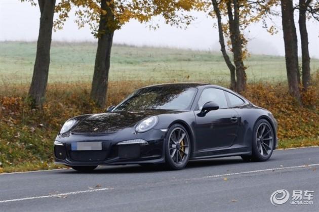 保时捷911 R预计2016年上市 或限量600台