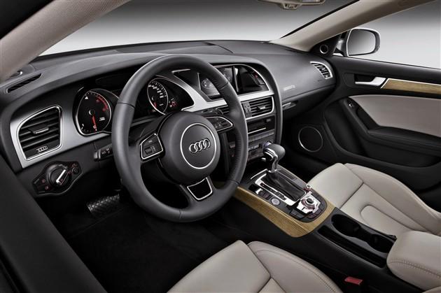 奥迪A51.8T价格-奥迪4S店报价优惠12万促销
