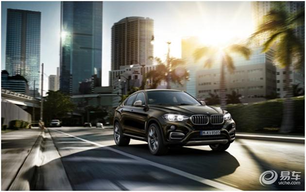 星之宝新BMW X6 每一个细节 都堪称完美